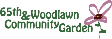 65th and Woodlawn Garden Logo